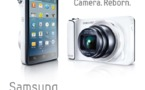 Le Samsung Galaxy Camera est officiel