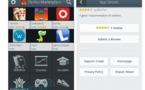 Firefox OS Store - Les premières images