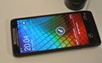 Motorola lance le nouveau RAZR i