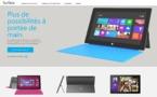 Microsoft Surface, les précommandes sont désormais possibles en France