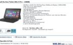 Des tablettes Microsoft Surface Pro de 64 et 128 Go bientôt ?