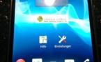 Sony Yuga - Un smartphone pour contrer l'iPhone 5 et le Galaxy S4?