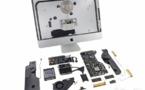 Le nouvel iMac 21,5 pouces en pièces détachées