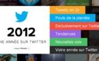 Twitter - La rétrospective 2012