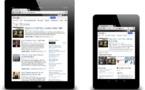 Google News pour tablette s'offre un relooking