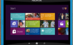 Tablette Nokia sous Windows 8 - du nouveau.