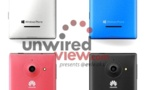 Huawei W1 sous Windows Phone 8 - les photos en 4 couleurs