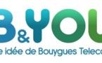 B&YOU inclus les appels illimités vers les mobiles des DOM