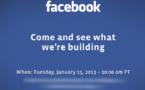 Facebook - Un OS Mobile en préparation?