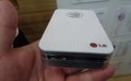 LG propose une imprimante de poche avec NFC