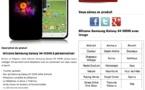 Galaxy S4 - Un site français propose des coques silicones personnalisables