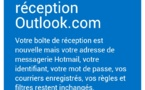 Outlook se met à jour sur le Google Play Store