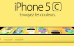 L'iPhone 5 est mort au profit de l'iPhone 5C