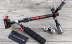 X-Steady, le steadycam nomade idéal pour tous les appareils photos ou cameras